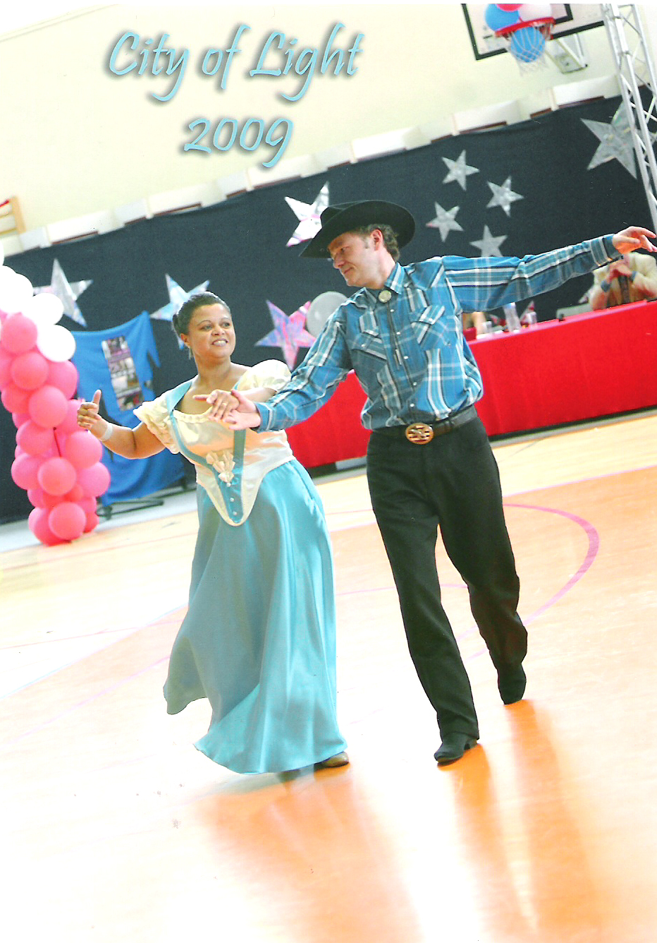 Boston,Valse américaine, danse country en couple